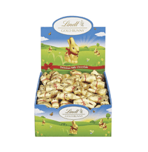 Lindt White Chocolate Mini Gold Bunny 10g