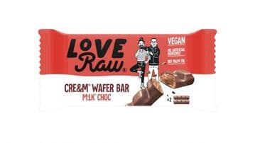 LoveRaw Cre&m Filled Wafer Bar (like a Kinder Bueno)