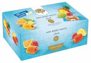 Meltis No Added Sugar New Berry Fruits - Jewels 300g