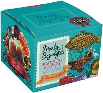 Monty Bojangles French Flutter Scotch Cocoa Dusted Truffles 150g