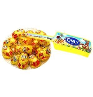 Only Milk Chocolate Gold Chick Net 100g