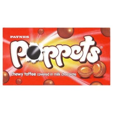 Paynes Poppets Chewy Toffee