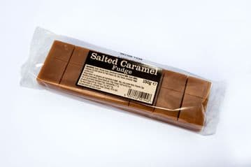 Real Candy Co. Salted Caramel Flavour Fudge 150g
