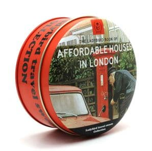 Simpkins Ladybird Book Travel Sweets Tin - Affordable Houses