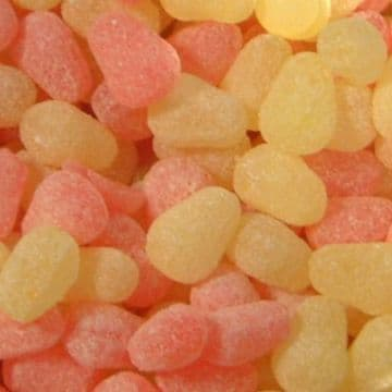 Small Pear Drops Sweets 100g