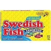 Swedish Fish Assorted 88g