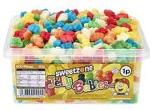 Sweetzone Jelly Babies Tub Of 600 (HALAL)