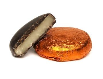 Whitakers Plain Chocolate Orange Creme