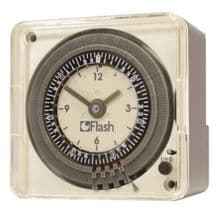 Flash / Hager Compact 7Day Time Clock With Reserve 16721 EH771
