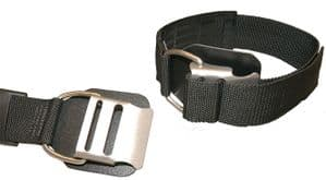 Cam Belts – Stainless Steel 50mm Buckle