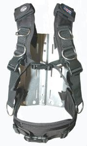 SPORTS HARNESS ONLY WITH CUMMERBAND