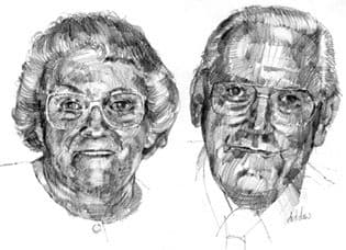 Pencil Portraits