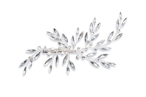 Ivory & Co. Wintersweet Crystal Hairclip