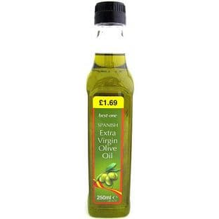 Best One Extra Virgin Olive Oil 250ml