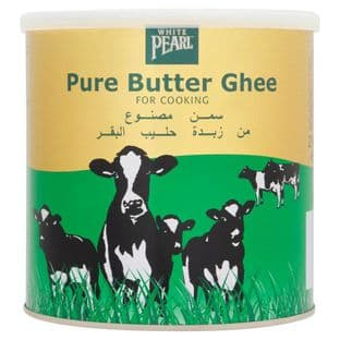 White Pearl Pure Butter Ghee 2kg