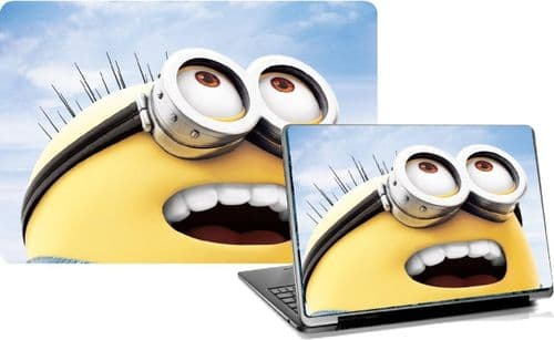 MINIONS Laptop Skins Vinyl Stickers Custom Designs
