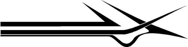 Vehicle Graphic Decal Swishes Design 35