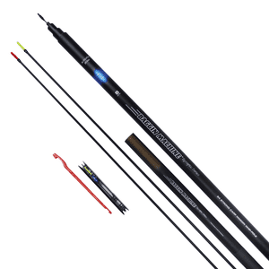 MIDDY Baggin' Machine 5.5m Whip-Pole Ready-to-Fish Package
