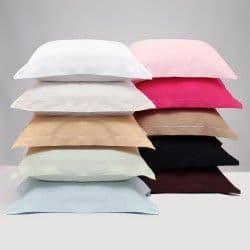 200 Thread Egyptian Cotton Pillow Case