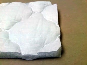 Luxury Quilted Mattress Protector (Fixed Single)