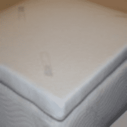 Park Home Memory Foam Toppers