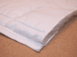 Waterproof Quilted Mattress Protector (Fixed Single)