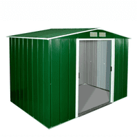 A1 Sapphire Steel Shed 8x6