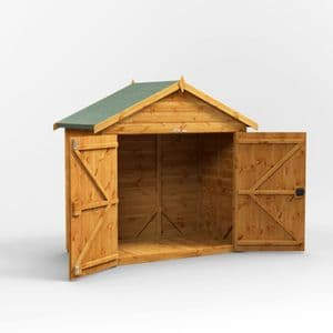 Apex Bike Shed 3x6 *FREE DELIVERY*