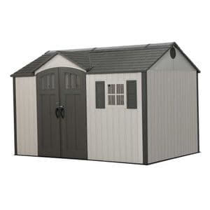 Lifetime® 12.5x8 Single-Entry Shed (60223)