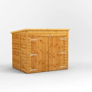 Pent Bike Shed 6x5 *FREE DELIVERY*