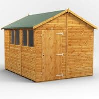 POWER® APEX 10x8 Shed *FREE DELIVERY*