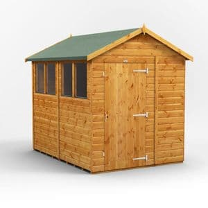 POWER® APEX 8x6 Shed *FREE DELIVERY*