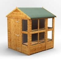 Power® APEX Potting Shed 6x6 *FREE DELIVERY*