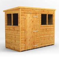 POWER® PENT 8x4 Shed *FREE DELIVERY*