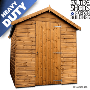 SALTIRE 10x6 Apex Shed *FREE ASSEMBLY OFFER*