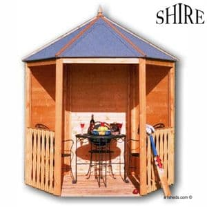 Shire Gazebo 6ft (open-sided)