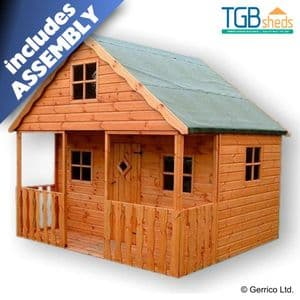 TGB Charley's Castle Playhouse *ASSEMBLED*