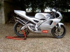 APRILIA RS250 STAINLESS STEEL GP STYLE JL EXHAUSTS