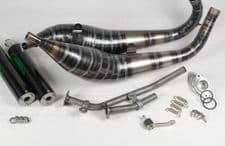 APRILIA RS250 U JOLLYMOTO EXHAUSTS
