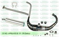 APRILIA RS50 (Derbi) 2007-09 JOLLYMOTO EXHAUST