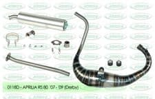 APRILIA RS80 (Derbi)  2007-09 JOLLYMOTO EXHAUST