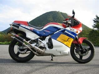 HONDA NS 400R STAINLESS STEEL GP STYLE JL EXHAUSTS