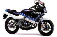 SUZUKI RG250 GAMMA EXHAUSTS