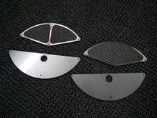 YAMAHA 4LS front brake side covers
