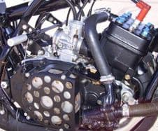YAMAHA TZ250F/G ENGINE PARTS