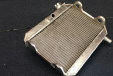 YAMAHA TZ250F/G RADIATOR + COOLING PARTS