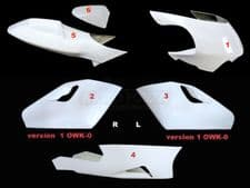 YAMAHA YZR500 BODYWORK SET type 1