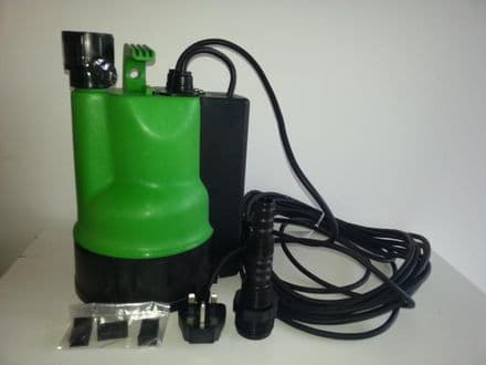 Automatic JT500 1mm Floor / Puddle Sucker Cellar Pumps