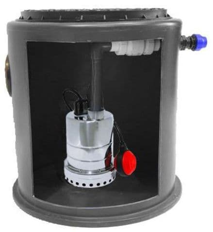 JTFS Surface Water Pumping Stations 190L