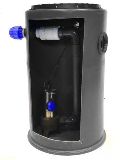 JTFS300 Surface/Storm Water  up to 425 Litres per Min Max